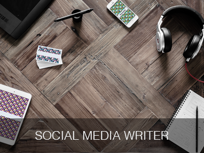 acclux accounting for social media writer