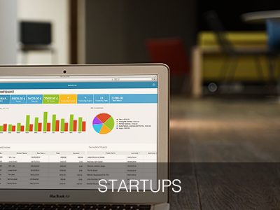 complete accounting and project management software for startup business