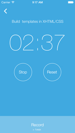 acclux timer Full featured timer