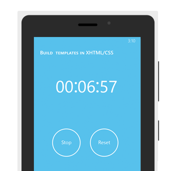 acclux - Meet the acclux timer app for windows phone
